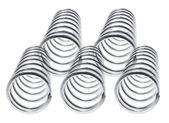Metal Coils — Stock Photo