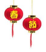 Farolillos chinos — Foto de Stock