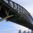 ponte Sydney harbour bridge — Foto Stock #2507145