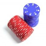 Stacks of Poker Chips — Stock Photo #2508004