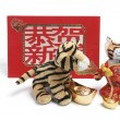 Chinese New Year Decorations — Foto Stock