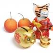 Chinese New Year Decorations — Stock Photo