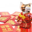 year of the tiger — Stock Photo