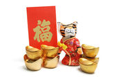 Year of Tiger — Stock Photo