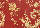 Chinese Textile Background — Stock Photo