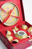 Chinese Tea Set — Stock Photo