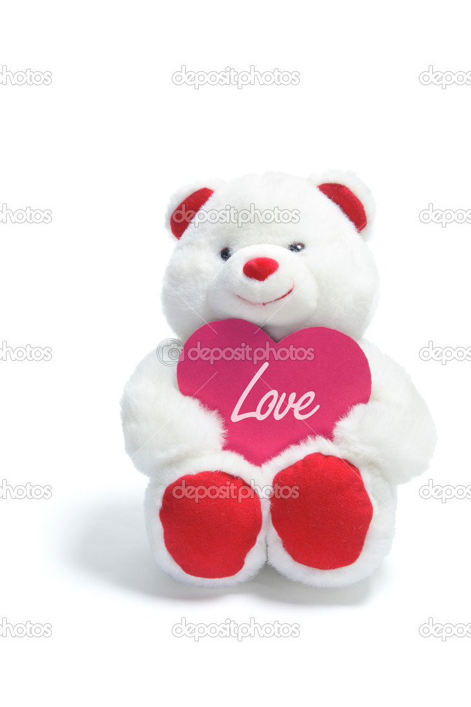 Teddy bear with love images - photo#27
