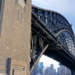 ponte Sydney harbour bridge — Foto Stock #2510039