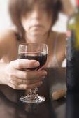 Alcohol abuse 01 — Stock Photo