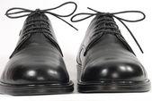 Black shoes 01 — Stock Photo
