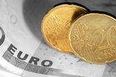 Euro 2 — Stock Photo