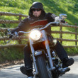 Stock Photo: Motorcycle 02
