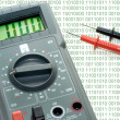 Stock Photo: Measuring instrument