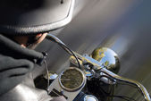 Motorcycle 07 — Stock Photo