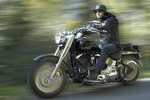 Motorcycle 09 — Stock Photo