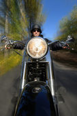 Motorcycle 16 — Stock Photo