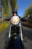 Motorcycle 16 — Stock Photo