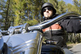 Motorcycle 27 — Stock Photo