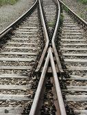 Rails 2 — Stockfoto