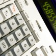Adding machine 04 — Stock Photo