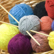 Wool ball 03 — Stock Photo #2631496