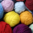 Stock Photo: Wool ball 01