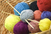 Wool ball 03 — Stock Photo