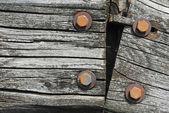 Wood joist — Stock Photo