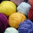 Stock Photo: Wool ball 04