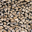 Wood stack 1 — Stock Photo #2644568