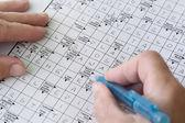 Crossword 03 — Stock Photo