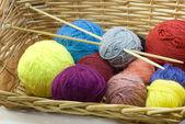 Wool ball 04 — Stock Photo