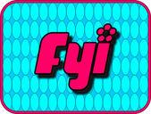 FYI — Stock Vector