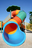 Colorful slide — Stockfoto