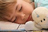 Bedtime — Stock Photo
