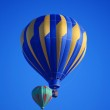 Colorful Hot Air Balloons — Stock Photo #2563966