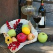 Stock Photo: Harvest Time Still Life