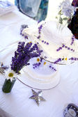 El pastel de boda — Foto de Stock