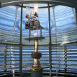Stock Photo: Interior Lighthouse Lantern