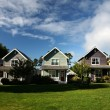 Row of Houses — Stock Photo #2615836