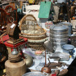 Antique Swap Meet - Stock Photo