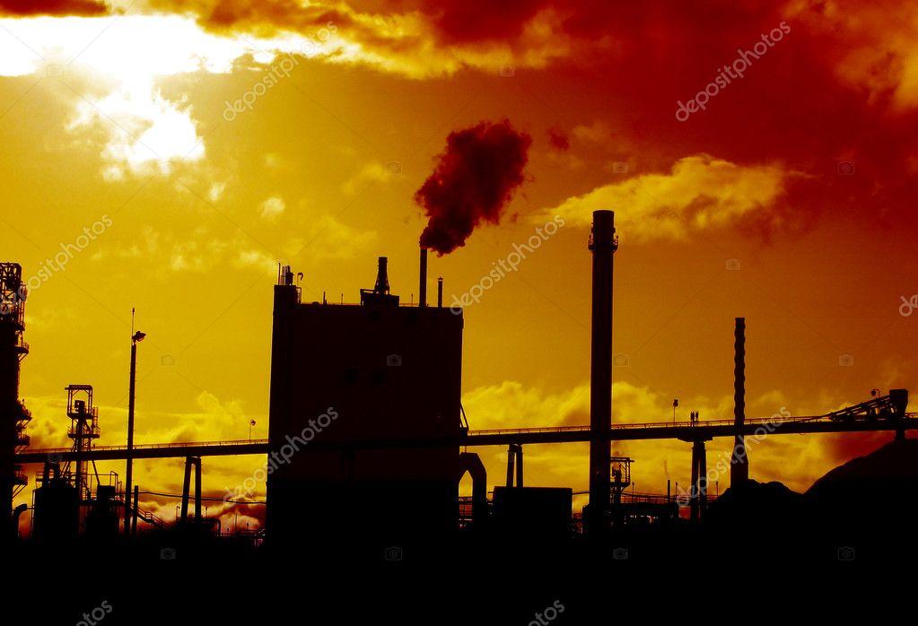 Air pollution global warming