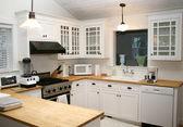 Cucina di campagna — Foto Stock
