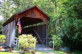 Lost Creek Historic Bridge — Stock Photo