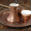 Turkish coffee — Stok fotoğraf