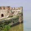 Stock Photo: Tower of ancient fortification