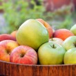 Foto Stock: Apples