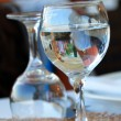 Water glasses — Stock Photo #2607611