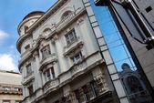 Belgrade architecture — Stock Photo