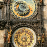 Prague Clock — Stock Photo #2567678